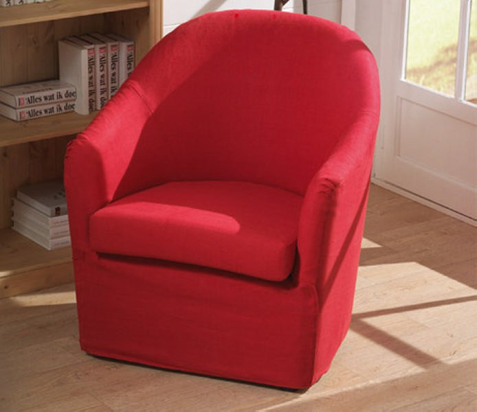 Fauteuil club tissu jill for House pour fauteuil