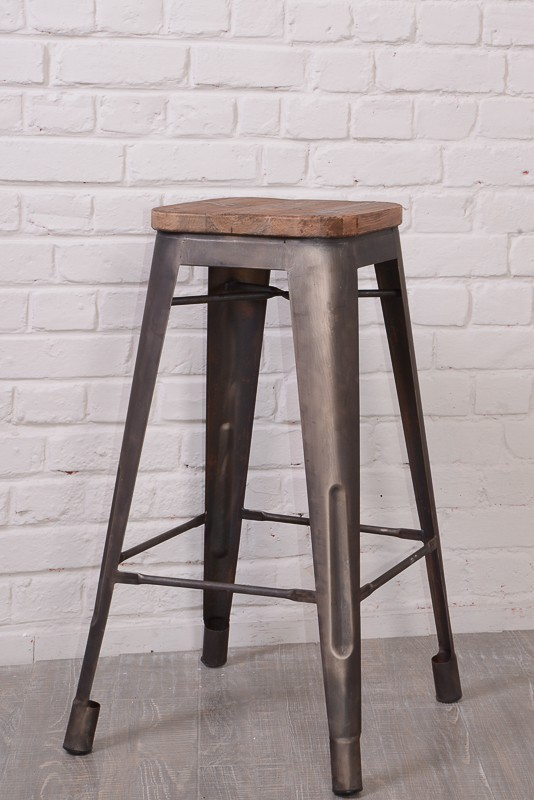 tabouret de bar nola. Black Bedroom Furniture Sets. Home Design Ideas