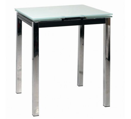 Table de bar Moderne avec allonges 74cm