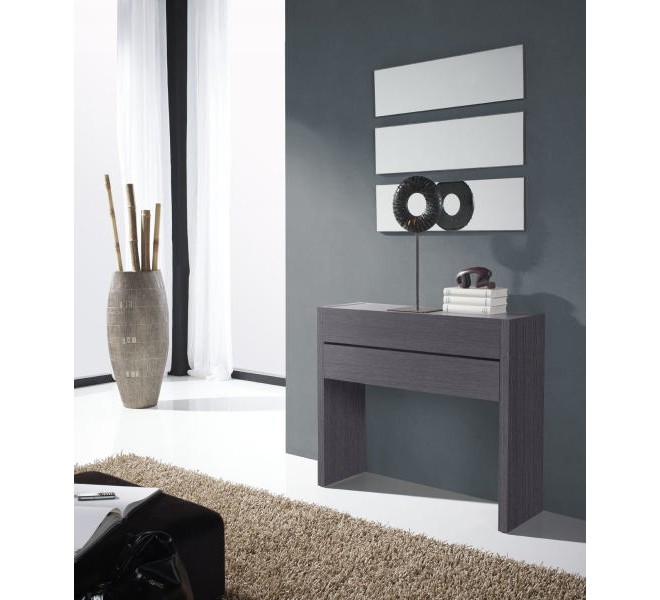 console miroir meuble d 39 entr e allan 3479. Black Bedroom Furniture Sets. Home Design Ideas
