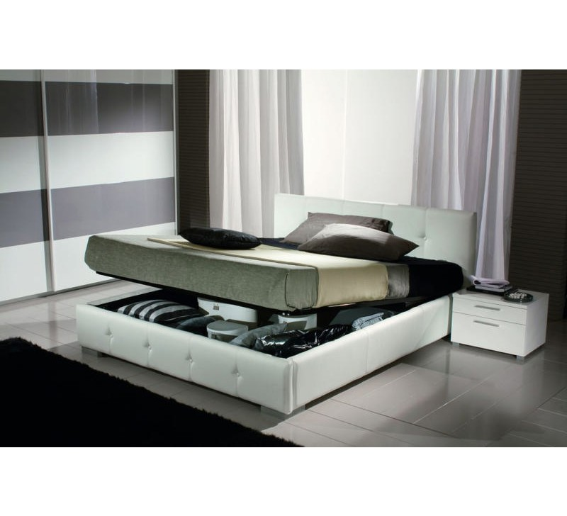 Lit moderne sally 3436 for Chambre 0 decibel