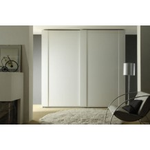 Armoire blanche &quot;Willa&quot; 243cm de haut
