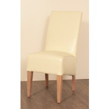 Chaise repas bycast blanc &quot;Devil&quot;