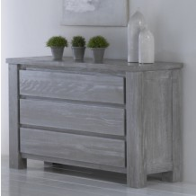 "Commode pin massif ""Vienne"""