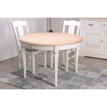 "Table ronde ""Harmonie"" 118cm"