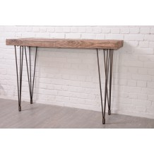 "Table-Console en pin massif ""Nola"""