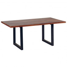 "Table de 180cm recyclée""Samoa"""