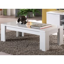 Table basse laqu &quot; Bloom&quot;
