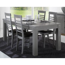 Table de repas rectangulaire &quot;Vienne&quot; 150cm