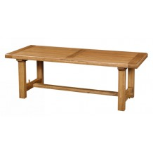Table de ferme chne massif &quot;Antique&quot; 220cm