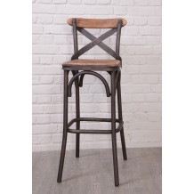 Tabouret de bar Loft &quot;Nola&quot; Casita