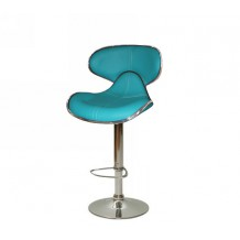 Tabouret de bar Turquoise Torra