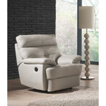 Fauteuil relax lectrique gris&quot; Jupiter&quot;