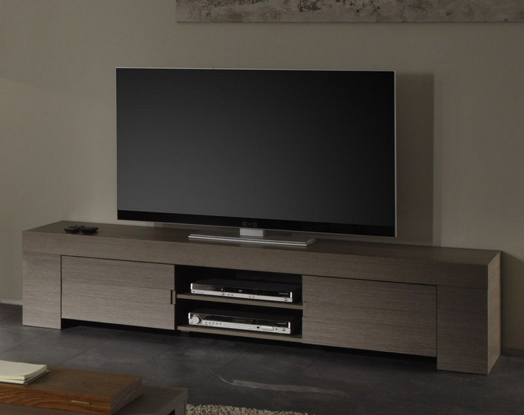 meuble tv grand ecran maison design. Black Bedroom Furniture Sets. Home Design Ideas